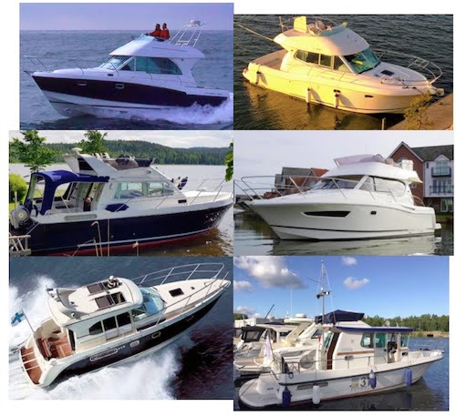 Selecting a boat or a yacht, part 4: Potential boats – detailed analysis